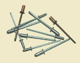 Rivets pack for Mamod boilers TE1A & SR1 A
